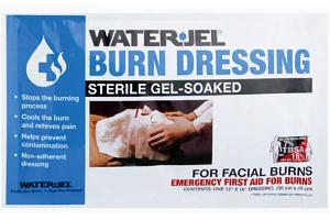 06627 WATER JEL BURN DRESSSING – RECTANGLE – 1200 X 800
